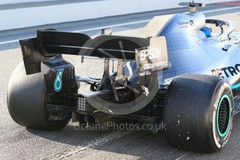 World © Octane Photographic Ltd. Formula 1 – Winter Testing - Test 2 - Day 4. Mercedes AMG Petronas Motorsport AMG F1 W10 EQ Power+ - Valtteri Bottas. Circuit de Barcelona-Catalunya. Friday 1st March 2019.
