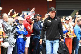 World © Octane Photographic Ltd. Formula 1 – Belgium GP - Drivers Parade. Rich Energy Haas F1 Team VF19 – Kevin Magnussen. Circuit de Spa Francorchamps, Belgium. Sunday 1st September 2019.