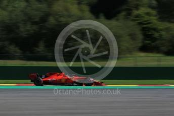 World © Octane Photographic Ltd. Formula 1 – Belgium GP - Practice 2. Scuderia Ferrari SF90 – Sebastian Vettel. Circuit de Spa Francorchamps, Belgium. Friday 30th August 2019.
