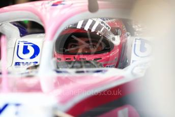 World © Octane Photographic Ltd. Formula 1 – Belgium GP - Practice 3. SportPesa Racing Point RP19 – Lance Stroll. Circuit de Spa Francorchamps, Belgium. Saturday 31st August 2019.