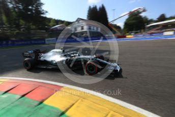 World © Octane Photographic Ltd. Formula 1 – Belgium GP - Qualifying. Mercedes AMG Petronas Motorsport AMG F1 W10 EQ Power+ - Valtteri Bottas. Circuit de Spa Francorchamps, Belgium. Saturday 31st August 2019.