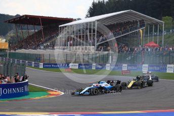 World © Octane Photographic Ltd. Formula 1 – Belgium GP - Race. ROKiT Williams Racing FW42 – Robert Kubica. Circuit de Spa Francorchamps, Belgium. Sunday 1st September 2019.