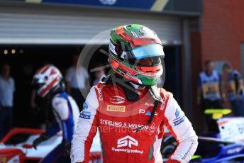 World © Octane Photographic Ltd. Formula 3 – Belgium GP - Race 1. Jehan Daruvala from PREMA Racing. Circuit de Spa Francorchamps, Belgium. Saturday 31st August 2019.
