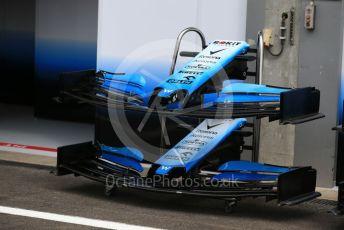 World © Octane Photographic Ltd. Formula 1 – Belgium GP - Pit Lane. ROKiT Williams Racing FW42. Circuit de Spa Francorchamps, Belgium. Thursday 28th August 2019.