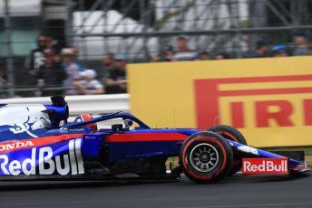 World © Octane Photographic Ltd. Formula 1 – British GP - Qualifying. Scuderia Toro Rosso STR14 – Daniil Kvyat. Silverstone Circuit, Towcester, Northamptonshire. Saturday 13th July 2019.