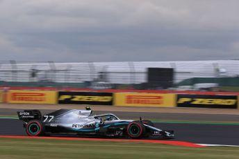 World © Octane Photographic Ltd. Formula 1 – British GP - Qualifying. Mercedes AMG Petronas Motorsport AMG F1 W10 EQ Power+ - Valtteri Bottas. Silverstone Circuit, Towcester, Northamptonshire. Saturday 13th July 2019.