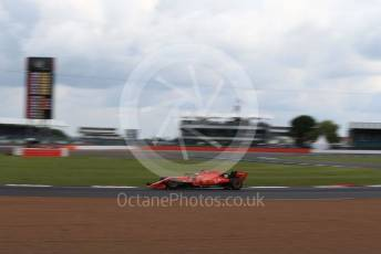 World © Octane Photographic Ltd. Formula 1 – British GP - Practice 1. Scuderia Ferrari SF90 – Charles Leclerc. Silverstone Circuit, Towcester, Northamptonshire. Friday 12th July 2019.