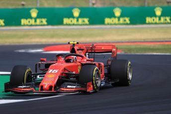 World © Octane Photographic Ltd. Formula 1 – British GP - Practice 2. Scuderia Ferrari SF90 – Charles Leclerc. Silverstone Circuit, Towcester, Northamptonshire. Friday 12th July 2019.