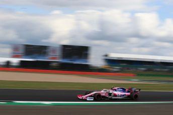 World © Octane Photographic Ltd. Formula 1 – British GP - Practice 2. SportPesa Racing Point RP19 – Lance Stroll. Silverstone Circuit, Towcester, Northamptonshire. Friday 12th July 2019.
