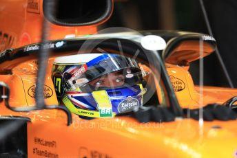 World © Octane Photographic Ltd. Formula 1 – British GP - Practice 3. McLaren MCL34 – Lando Norris. Silverstone Circuit, Towcester, Northamptonshire. Saturday 13th July 2019.
