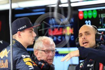 World © Octane Photographic Ltd. Formula 1 – British GP - Practice 3. Aston Martin Red Bull Racing RB15 – Max Verstappen. Silverstone Circuit, Towcester, Northamptonshire. Saturday 13th July 2019.