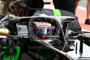 World © Octane Photographic Ltd. Formula 1 – British GP - Practice 3. Rich Energy Haas F1 Team VF19 – Romain Grosjean. Silverstone Circuit, Towcester, Northamptonshire. Saturday 13th July 2019.
