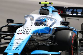 World © Octane Photographic Ltd. Formula 1 – Canadian GP. Practice 1. ROKiT Williams Racing FW 42 - Nicholas Latifi. Circuit de Gilles Villeneuve, Montreal, Canada. Friday 7th June 2019.