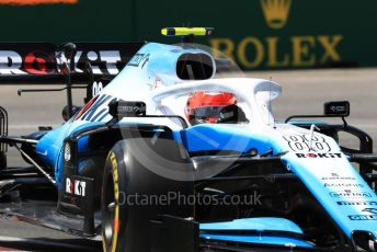 World © Octane Photographic Ltd. Formula 1 – Canadian GP. Practice 2. ROKiT Williams Racing FW42 – Robert Kubica. Circuit de Gilles Villeneuve, Montreal, Canada. Friday 7th June 2019.