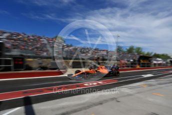 World © Octane Photographic Ltd. Formula 1 – Canadian GP. Practice 3. McLaren MCL34 – Lando Norris. Circuit de Gilles Villeneuve, Montreal, Canada. Saturday 8th June 2019.