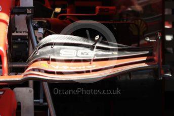 World © Octane Photographic Ltd. Formula 1 – Canadian GP. Pitlane. Scuderia Ferrari SF90. Circuit de Gilles Villeneuve, Montreal, Canada. Thursday 6th June 2019.