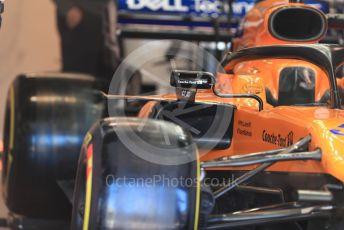World © Octane Photographic Ltd. Formula 1 – Canadian GP. Pitlane. McLaren MCL34. Circuit de Gilles Villeneuve, Montreal, Canada. Thursday 6th June 2019.