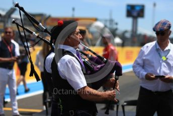 World © Octane Photographic Ltd. Formula 1 – French GP. Drivers Parade. Sir Jackie Stewart 80th Birthday celebrations. Paul Ricard Circuit, La Castellet, France. Sunday 23rd June 2019.