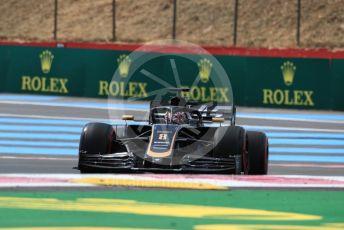 World © Octane Photographic Ltd. Formula 1 – French GP. Practice 1. Rich Energy Haas F1 Team VF19 – Romain Grosjean. Paul Ricard Circuit, La Castellet, France. Friday 21st June 2019
