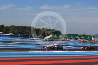 World © Octane Photographic Ltd. Formula 1 – French GP. Practice 1. SportPesa Racing Point RP19 – Lance Stroll. Paul Ricard Circuit, La Castellet, France. Friday 21st June 2019.
