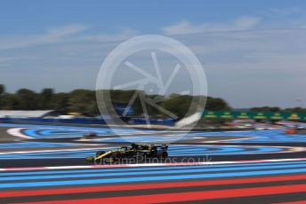 World © Octane Photographic Ltd. Formula 1 – French GP. Practice 1. Renault Sport F1 Team RS19 – Daniel Ricciardo. Paul Ricard Circuit, La Castellet, France. Friday 21st June 2019.