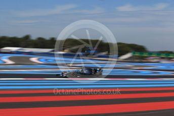 World © Octane Photographic Ltd. Formula 1 – French GP. Practice 1. Mercedes AMG Petronas Motorsport AMG F1 W10 EQ Power+ - Valtteri Bottas. Paul Ricard Circuit, La Castellet, France. Friday 21st June 2019.