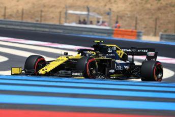 World © Octane Photographic Ltd. Formula 1 – French GP. Practice 2. Renault Sport F1 Team RS19 – Nico Hulkenberg. Paul Ricard Circuit, La Castellet, France. Friday 21st June 2019.