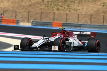 World © Octane Photographic Ltd. Formula 1 – French GP. Practice 2. Alfa Romeo Racing C38 – Antonio Giovinazzi. Paul Ricard Circuit, La Castellet, France. Friday 21st June 2019.
