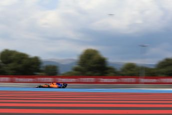 World © Octane Photographic Ltd. Formula 1 – French GP. Practice 2. McLaren MCL34 – Lando Norris. Paul Ricard Circuit, La Castellet, France. Friday 21st June 2019.