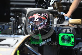 World © Octane Photographic Ltd. Formula 1 – French GP. Practice 3. Rich Energy Haas F1 Team VF19 – Romain Grosjean. Paul Ricard Circuit, La Castellet, France. Saturday 22nd June 2019.