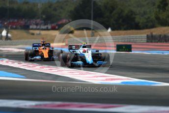 World © Octane Photographic Ltd. Formula 1 – French GP. Qualifying. ROKiT Williams Racing FW42 – Robert Kubica. Paul Ricard Circuit, La Castellet, France. Saturday 22nd June 2019.