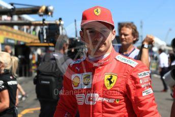 World © Octane Photographic Ltd. Formula 1 – French GP. Qualifying. Scuderia Ferrari SF90 – Charles Leclerc. Paul Ricard Circuit, La Castellet, France. Saturday 22nd June 2019.