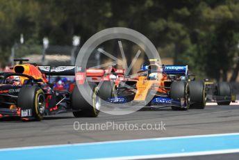 World © Octane Photographic Ltd. Formula 1 – French GP. Race. McLaren MCL34 – Lando Norris. Paul Ricard Circuit, La Castellet, France. Sunday 23rd June 2019.