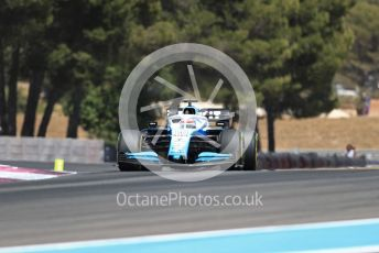 World © Octane Photographic Ltd. Formula 1 – French GP. Race. ROKiT Williams Racing FW 42 – George Russell. Paul Ricard Circuit, La Castellet, France. Sunday 23rd June 2019.