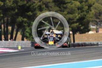 World © Octane Photographic Ltd. Formula 1 – French GP. Race. Aston Martin Red Bull Racing RB15 – Max Verstappen. Paul Ricard Circuit, La Castellet, France. Sunday 23rd June 2019.