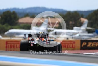 World © Octane Photographic Ltd. Formula 1 – French GP. Race. Aston Martin Red Bull Racing RB15 – Pierre Gasly. Paul Ricard Circuit, La Castellet, France. Sunday 23rd June 2019.