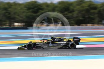 World © Octane Photographic Ltd. Formula 1 – French GP. Race. Renault Sport F1 Team RS19 – Nico Hulkenberg. Paul Ricard Circuit, La Castellet, France. Sunday 23rd June 2019.