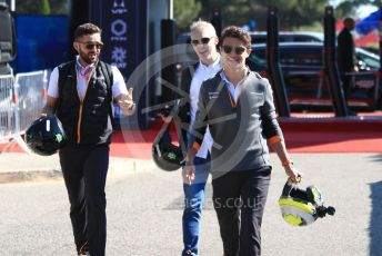 World © Octane Photographic Ltd. Formula 1 – French GP. Paddock. McLaren MCL34 – Lando Norris. Paul Ricard Circuit, La Castellet, France. Saturday 22nd June 2019.