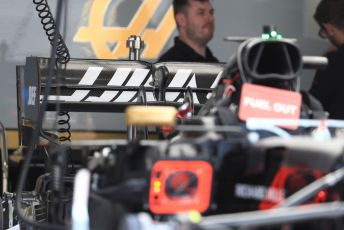 World © Octane Photographic Ltd. Formula 1 – French GP. Pit Lane. Rich Energy Haas F1 Team VF19. Paul Ricard Circuit, La Castellet, France. Thursday 20th June 2019.
