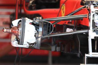 World © Octane Photographic Ltd. Formula 1 – French GP. Pit Lane. Scuderia Ferrari SF90. Paul Ricard Circuit, La Castellet, France. Thursday 20th June 2019.