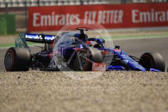 World © Octane Photographic Ltd. Formula 1 – German GP - Practice 1. Scuderia Toro Rosso STR14 – Daniil Kvyat. Hockenheimring, Hockenheim, Germany. Friday 26th July 2019.