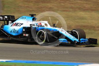 World © Octane Photographic Ltd. Formula 1 – German GP - Practice 2. ROKiT Williams Racing FW 42 – George Russell. Hockenheimring, Hockenheim, Germany. Friday 26th July 2019.