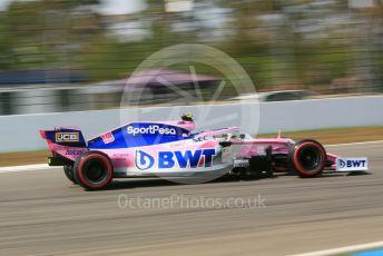 World © Octane Photographic Ltd. Formula 1 – German GP - Practice 2. SportPesa Racing Point RP19 – Lance Stroll. Hockenheimring, Hockenheim, Germany. Friday 26th July 2019.