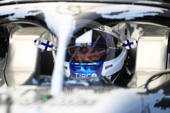 World © Octane Photographic Ltd. Formula 1 – German GP - Practice 3. Mercedes AMG Petronas Motorsport AMG F1 W10 EQ Power+ - Valtteri Bottas. Hockenheimring, Hockenheim, Germany. Saturday 27th July 2019.