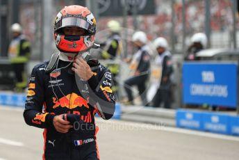 World © Octane Photographic Ltd. Formula 1 – German GP - Practice 3. Aston Martin Red Bull Racing RB15 – Pierre Gasly. Hockenheimring, Hockenheim, Germany. Saturday 27th July 2019.