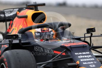 World © Octane Photographic Ltd. Formula 1 – German GP - Race. Aston Martin Red Bull Racing RB15 – Max Verstappen. Hockenheimring, Hockenheim, Germany. Sunday 28th July 2019.