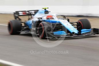 World © Octane Photographic Ltd. Formula 1 – German GP - Race. ROKiT Williams Racing FW42 – Robert Kubica. Hockenheimring, Hockenheim, Germany. Sunday 28th July 2019.