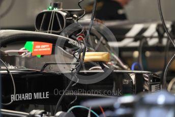 World © Octane Photographic Ltd. Formula 1 – German GP - Paddock. Rich Energy Haas F1 Team VF19. Hockenheimring, Hockenheim, Germany. Thursday 25th July 2019.
