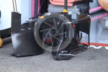 World © Octane Photographic Ltd. Formula 1 – German GP - Paddock. SportPesa Racing Point RP19. Hockenheimring, Hockenheim, Germany. Thursday 25th July 2019.