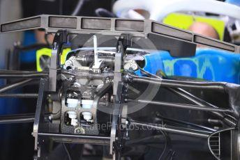 World © Octane Photographic Ltd. Formula 1 – German GP - Paddock. ROKiT Williams Racing FW 42. Hockenheimring, Hockenheim, Germany. Thursday 25th July 2019.